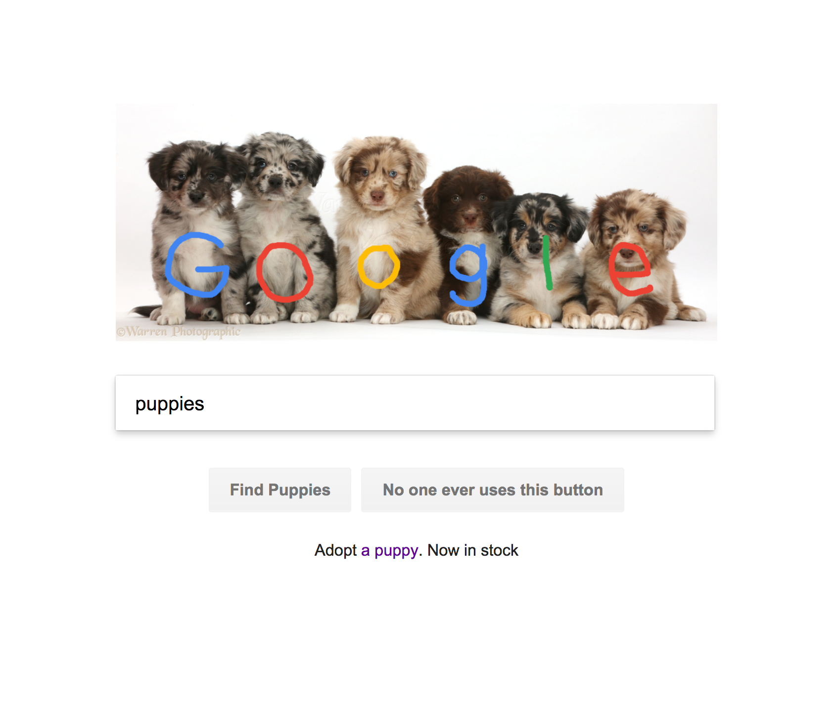 PuppyGoogle